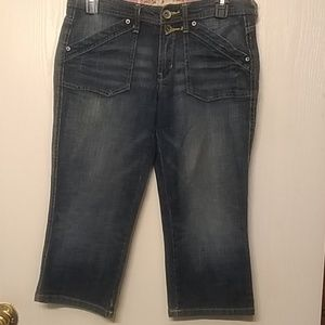 Mossimo Supply. Co Capri jeans